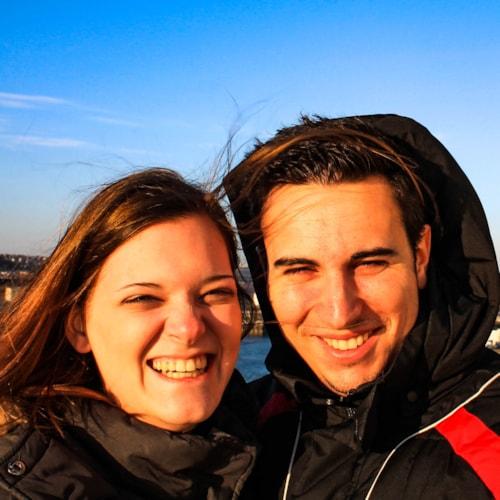 Profilbild von Miriam und Daniel