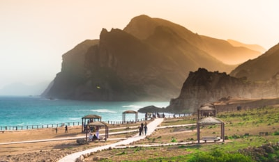 Region Arabisches Meer