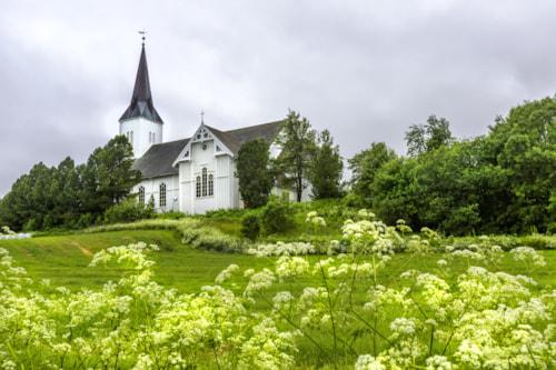 Sortland Church (Norwegian: Sortland kirke) is a parish church in Sortland in Nordland county, Norway, was built in 1902.