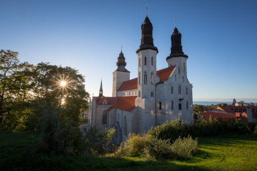 Visby Cathedral is a cathedral in Visby in Sweden.