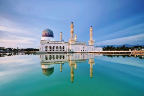 Moschee in Kota Kinabalu