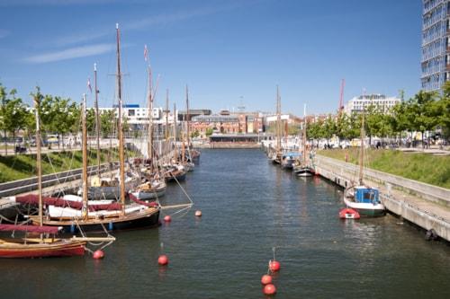 Hafen von Kiel