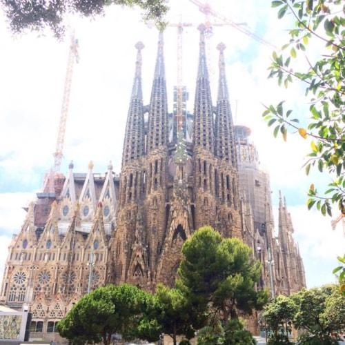 Bild Sightseeing in Barcelona (Kreuzfahrt-Ausflug)