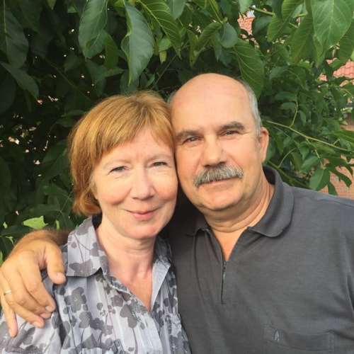 Profilbild von Bärbel und Uwe