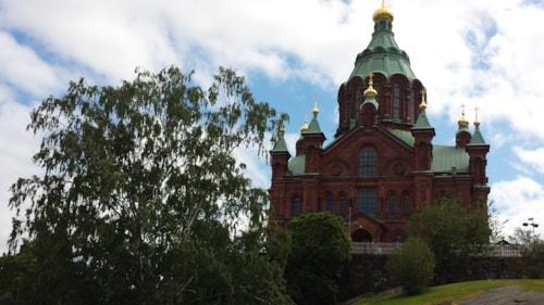Bild Helsinki Stadtrundgang (Kreuzfahrt-Ausflug)