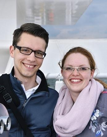 Profilbild von Laura und Florian